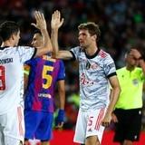 Amargo inicio del Barcelona en la Liga de Campeones