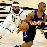 Phoenix supera en su duelo a Utah, líder de la NBA