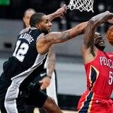 Los Spurs le buscará un nuevo equipo a LaMarcus Aldridge