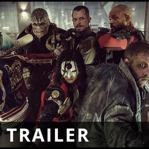 Suicide Squad - Trailer nuevo