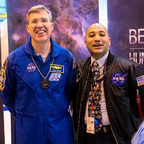 Ingeniero boricua en la NASA