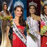 Estas son las últimas 10 ganadoras de Miss Universe: antes y ahora