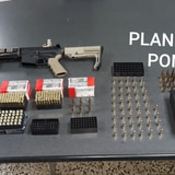 Arrestan a individuo por violación a la Ley de Armas