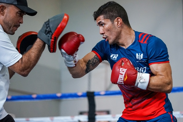 Henry Lebrón peleará por primera vez en 14 meses.