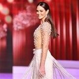 Así lució Estefanía Soto con su traje final en Miss Universe