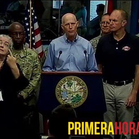Florida se prepara para Matthew