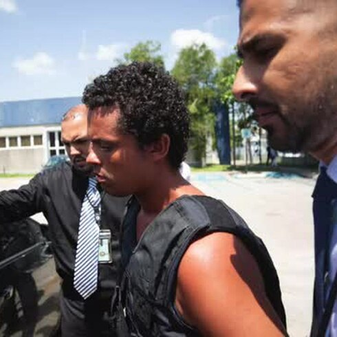 Así arrestaron al hombre que atacó a una anciana en Santurce