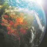 El efecto de los fuegos para el planeta