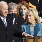 ¿Cómo juró Joe Biden? Revive el momento