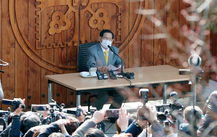 Detienen a líder de secta por sabotear lucha contra coronavirus