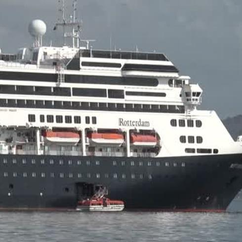 Estremecedora súplica en crucero contaminado con COVID-19