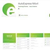 AutoExpreso estrena nueva App