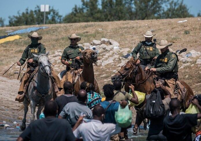 El Gobierno de Estados Unidos ha deportado ya, según datos de la administración haitiana, a 1,324 migrantes.