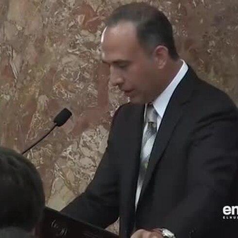 "Eduardo Ferrer: ""Él sabía que le quedaba poco"""
