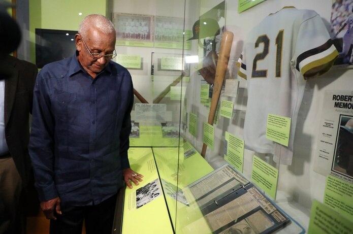 Salón de la Fama de béisbol ubicado en Cooperstown, Nueva York, contiene una colección de artículos que pertenecieron a Roberto Clemente.