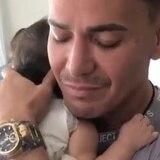 Conmovedor vídeo de Víctor Manuelle con su nieta