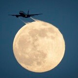 Esta noche se verá la súperluna