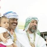 Reyes de la paz en Vieques