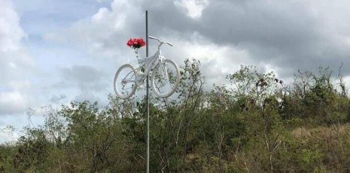 Harán una parada en la carretera 10 antes de la salida hacia la carretera 14 de Ponce a Adjuntas, donde Fernando Soto Castillo de 64 años, falleció cuando corría bicicleta junto a dos nietos al ser atropellados por un conductor. (Archivo)