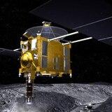 Vuelve a casa la sonda Hayabusa