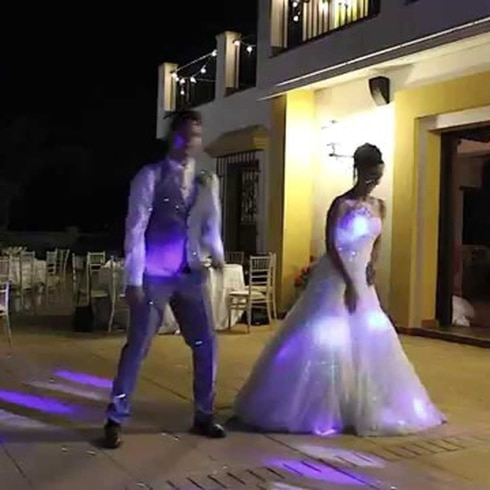 Ese primer baile...