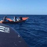 Ocupan cargamento de cocaína en yola al norte de Piñones