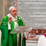 Papa invita a servir a los pobres en Navidad y no solo pensar en compras