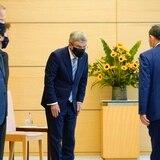 """Presidente del COI llama """"chinos"""" a los japoneses"""