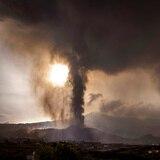"""Volcán en La Palma emite """"gran cantidad"""" de dióxido de azufre que llegará a otros países"""