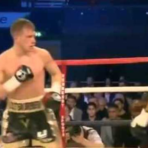 Chris Eubank, Jr. gana en el primer round