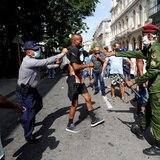 Estados Unidos amplía sus sanciones a Cuba por la represión de las protestas de julio