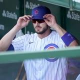 Kris Bryant fue el último en la limpieza de los Cubs de Chicago
