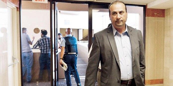 El juicio contra el gerente de seguridad del Municipio de Carolina, Juan Ortiz Crespo continúa esta tarde. (Archivo)