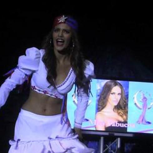 Talent show Miss Universe Puerto Rico 2014: Miss Yabucoa
