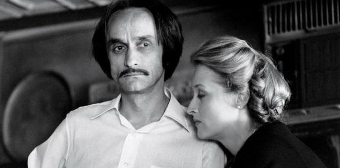 Meryl Streep y John Cazale (GDA)