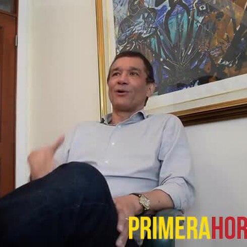 Angelo Medina ilusionado con la Selección Nacional
