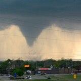 Advierten de tormentas y tornados en el sur de Estados Unidos