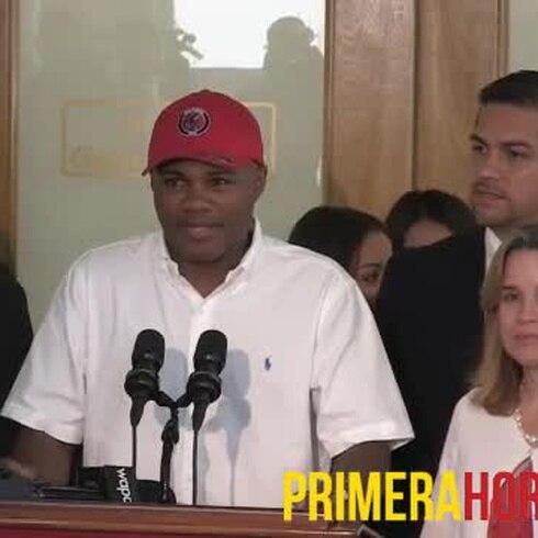 En Puerto Rico Tito Trinidad