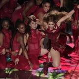 De Instagram a coreógrafa del famoso baile de Shakira en el Super Bowl