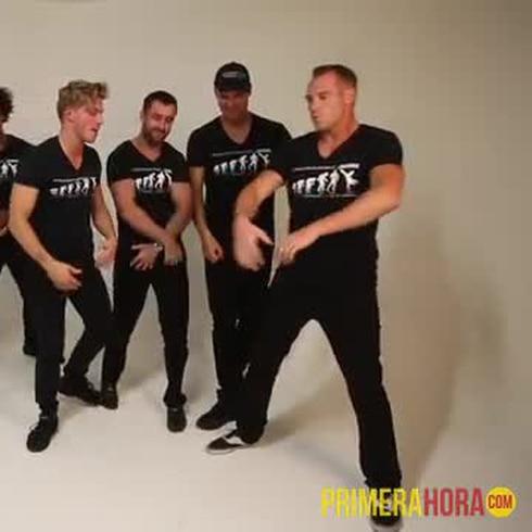 Strippers de Aussie Heat se preparan para provocar suspiros