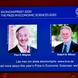Paul Milgrom y Robert Wilson ganan el premio Nobel de Economía