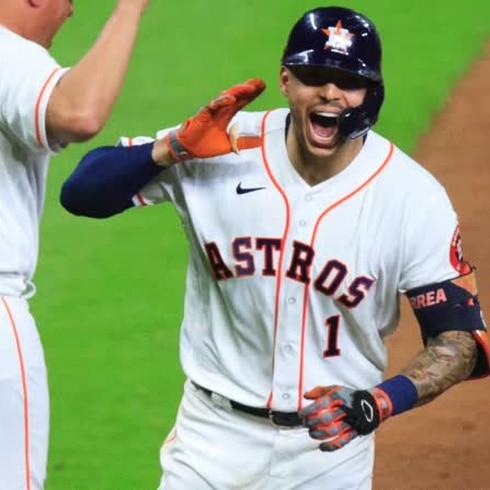 Fanáticos de Houston tristes por la posible última temporada de Correa en los Astros