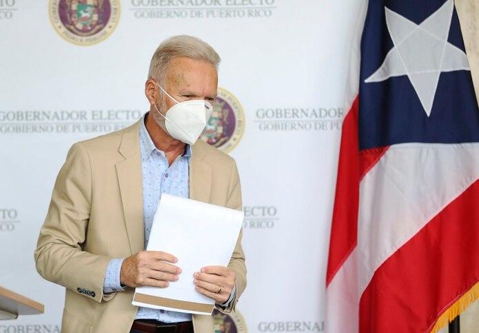 Ramón Luis Rivera Cruz indicó que la iniciativa permitirá tener una mejor idea de la cantidad real de personas vacunadas, ya que podría ser que los datos oficiales no estén actualizados.