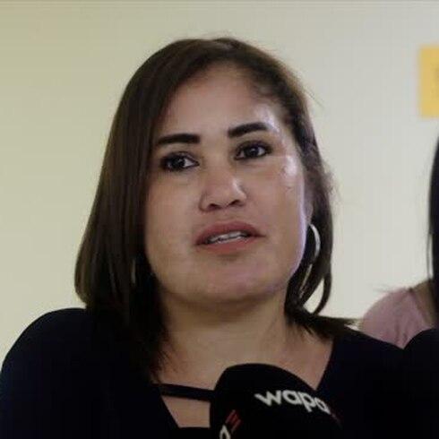 """Familiares de Hilda Padilla: """"No es fácil para nosotros ver a los asesinos de nuestra hermana"""""""
