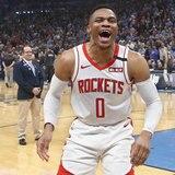 El Thunder aplasta a los Rockets en el retorno de Russell Westbrook