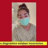 Alejandra Espinoza pasa susto por diagnósticos erróneos