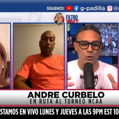 Filtro 360: Hablamos con los papás de Andre Curbelo y su mentor Edgar Padilla