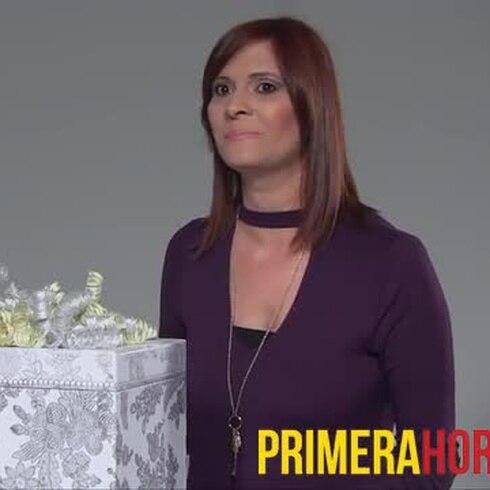Noemí Luz revela el sexo de su bebé