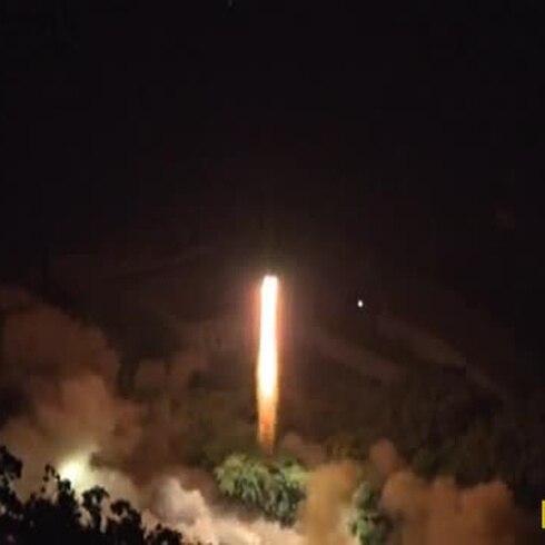 Corea del Norte realiza pruebas con misiles cerca de Guam