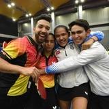 Poco descanso para los tenismesistas nacionales rumbo al Preolímpico en Argentina